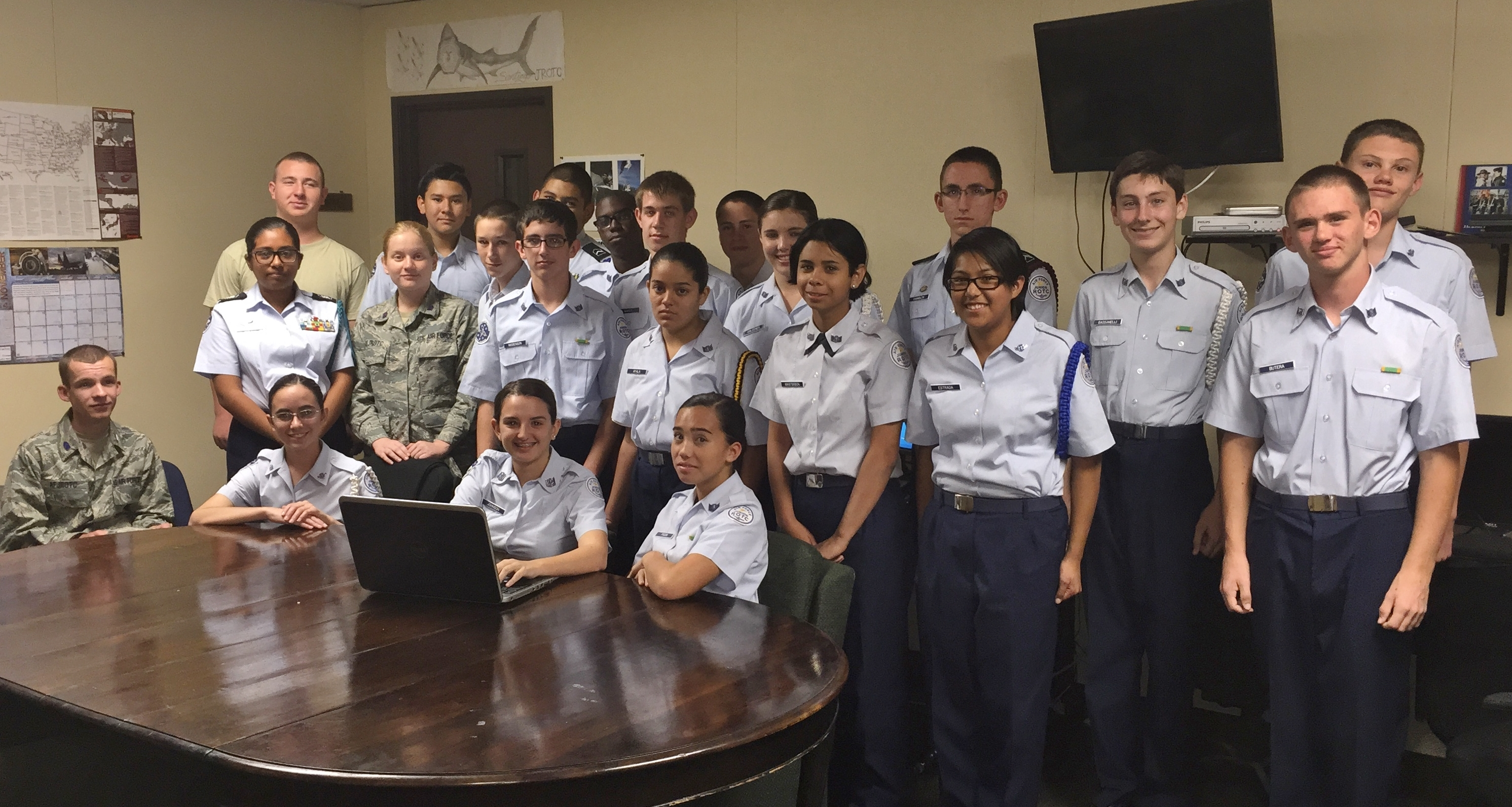 Santiago JROTC Competes in National Youth Cyber Defense ...