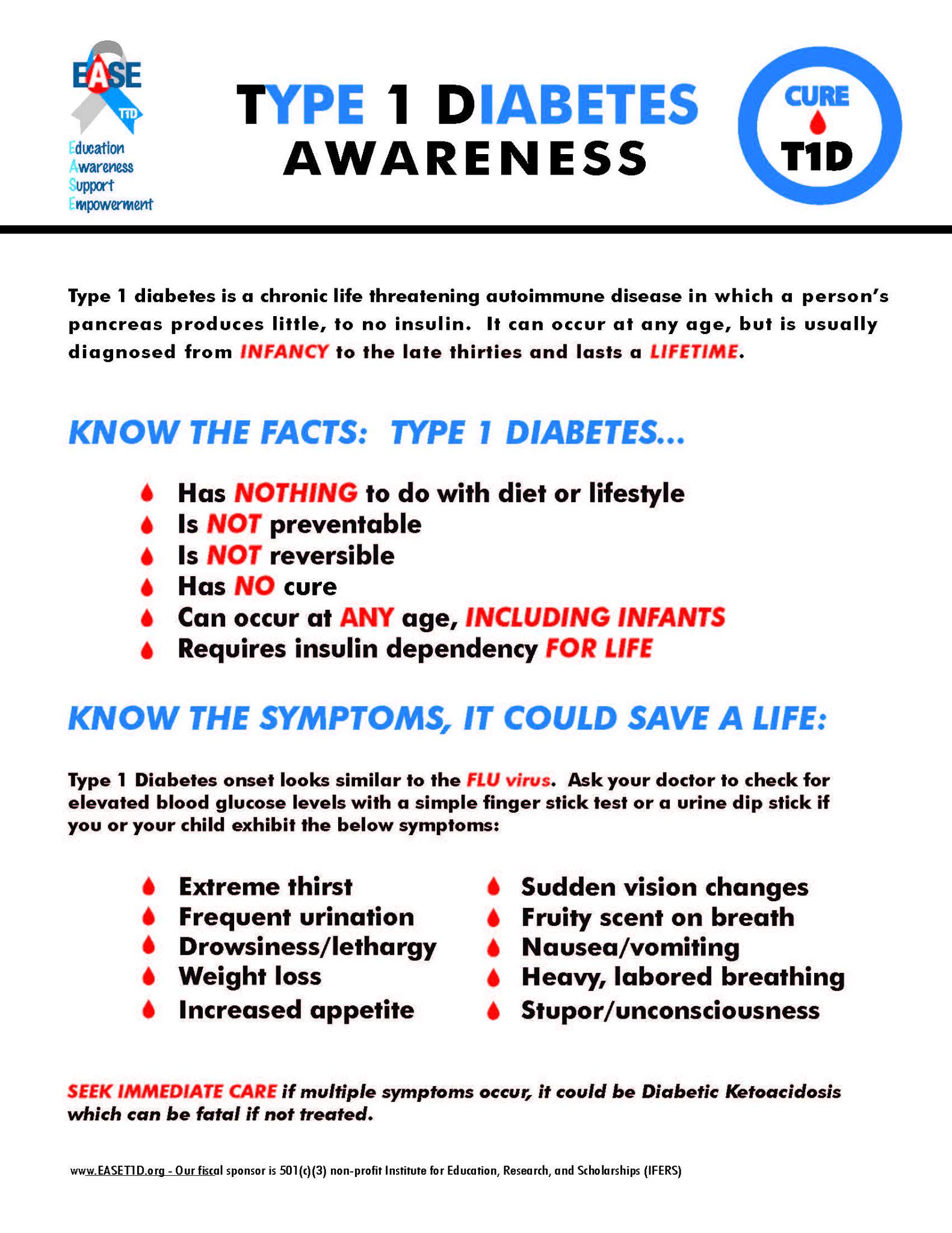 Communication on this topic: Why I Raise Awareness for Type 2 , why-i-raise-awareness-for-type-2/