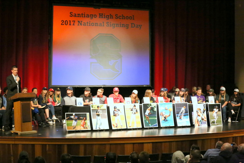 National Signing Day : Congratulations to all our Student ...