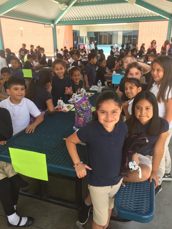 Kindness Week At Parkridge Elementary The Cnusd Connection
