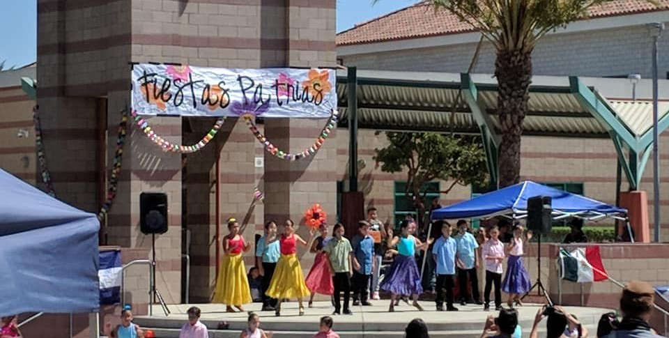 Cultural Celebration: 4th Annual Fiestas Patrias
