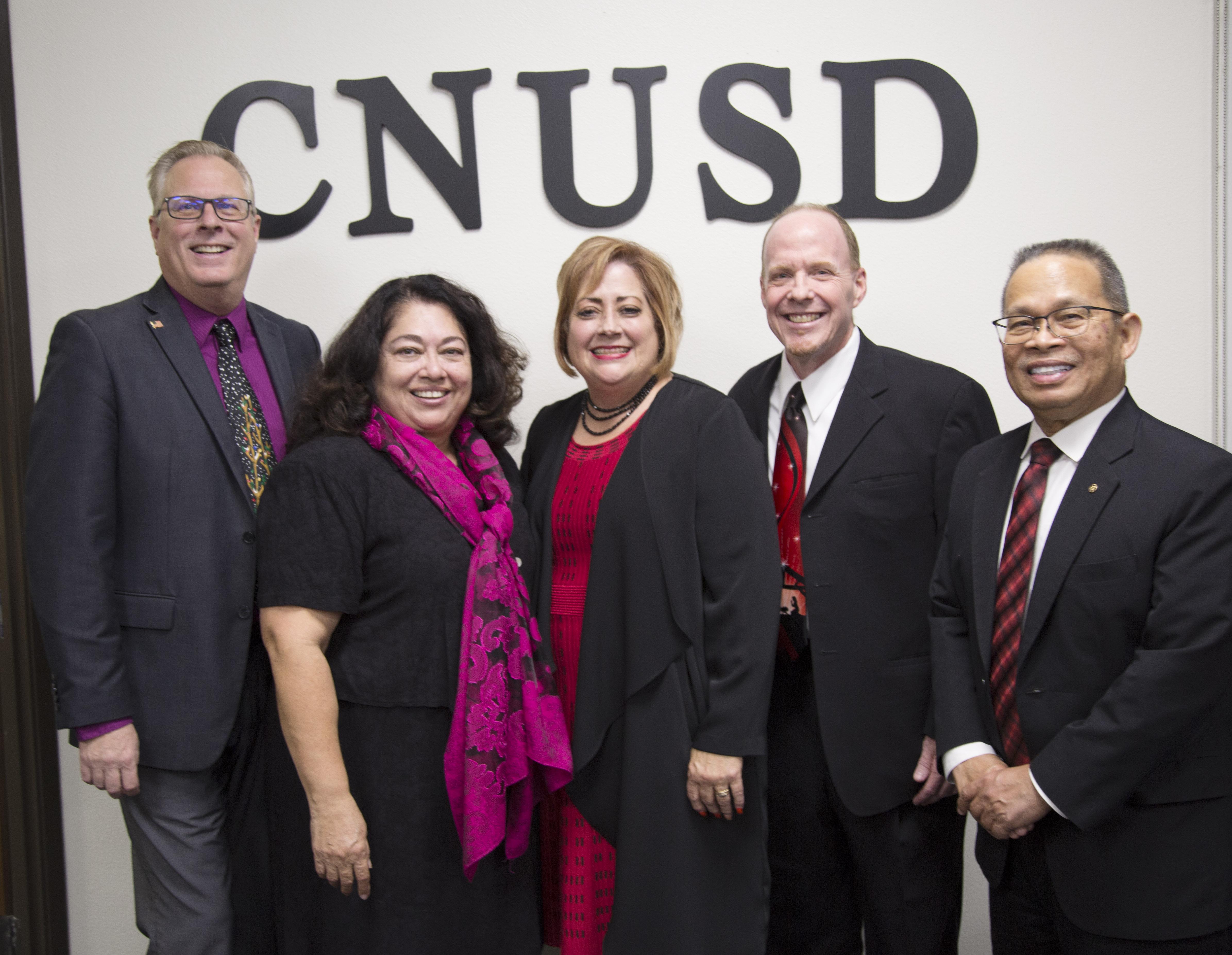 CNUSD Board of Education News