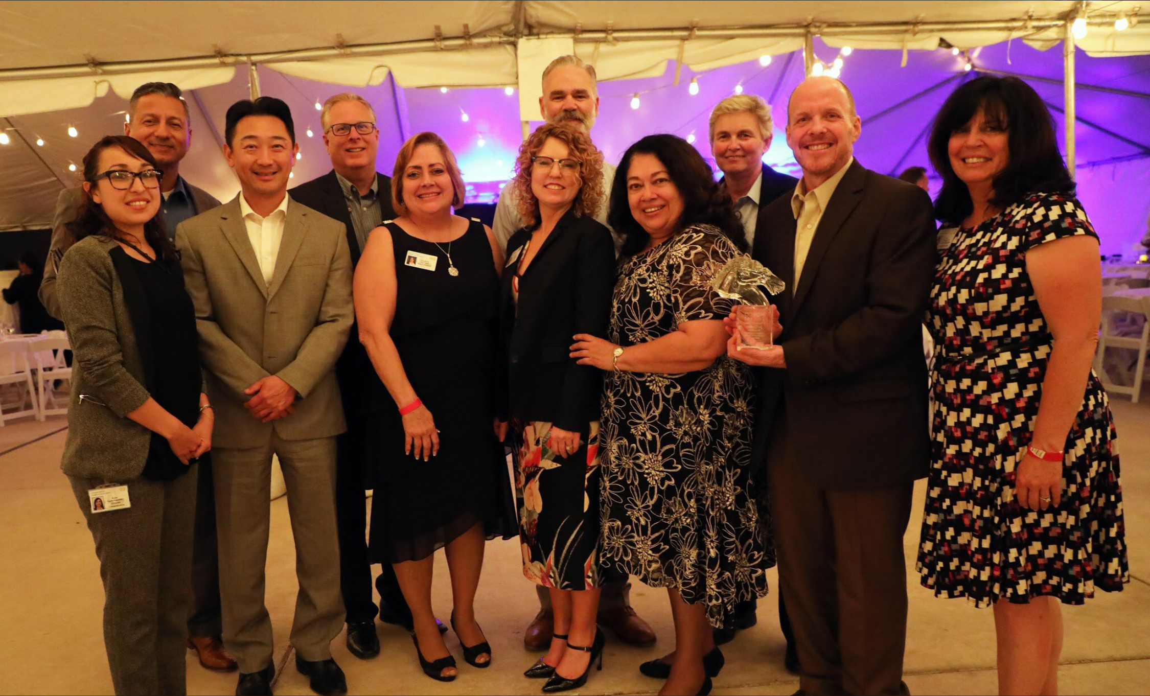 CNUSD Wins the President's Award for Excellence