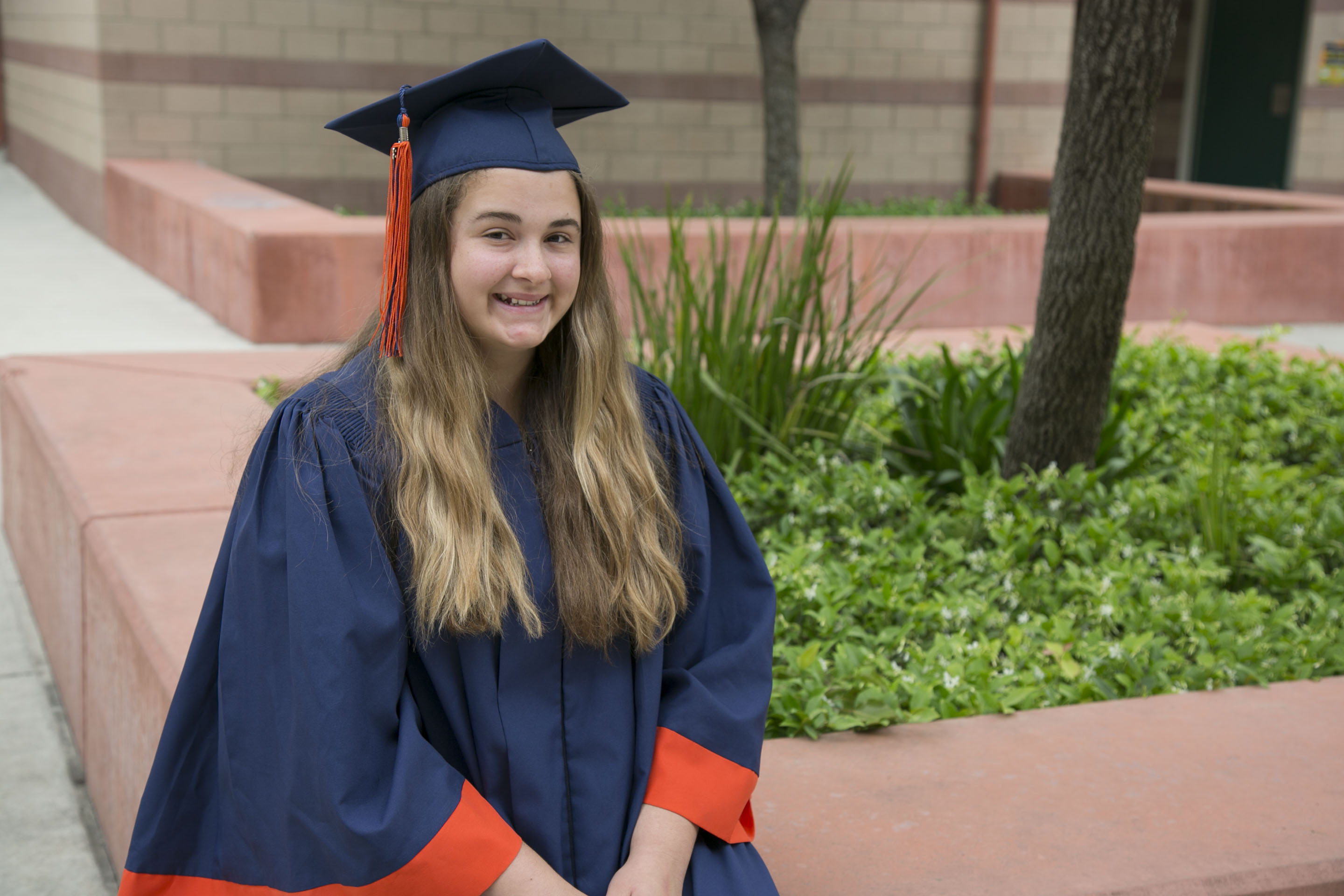 Grit to Goals: Stories of Future Ready Students: Meet Serenity from Eleanor Roosevelt High
