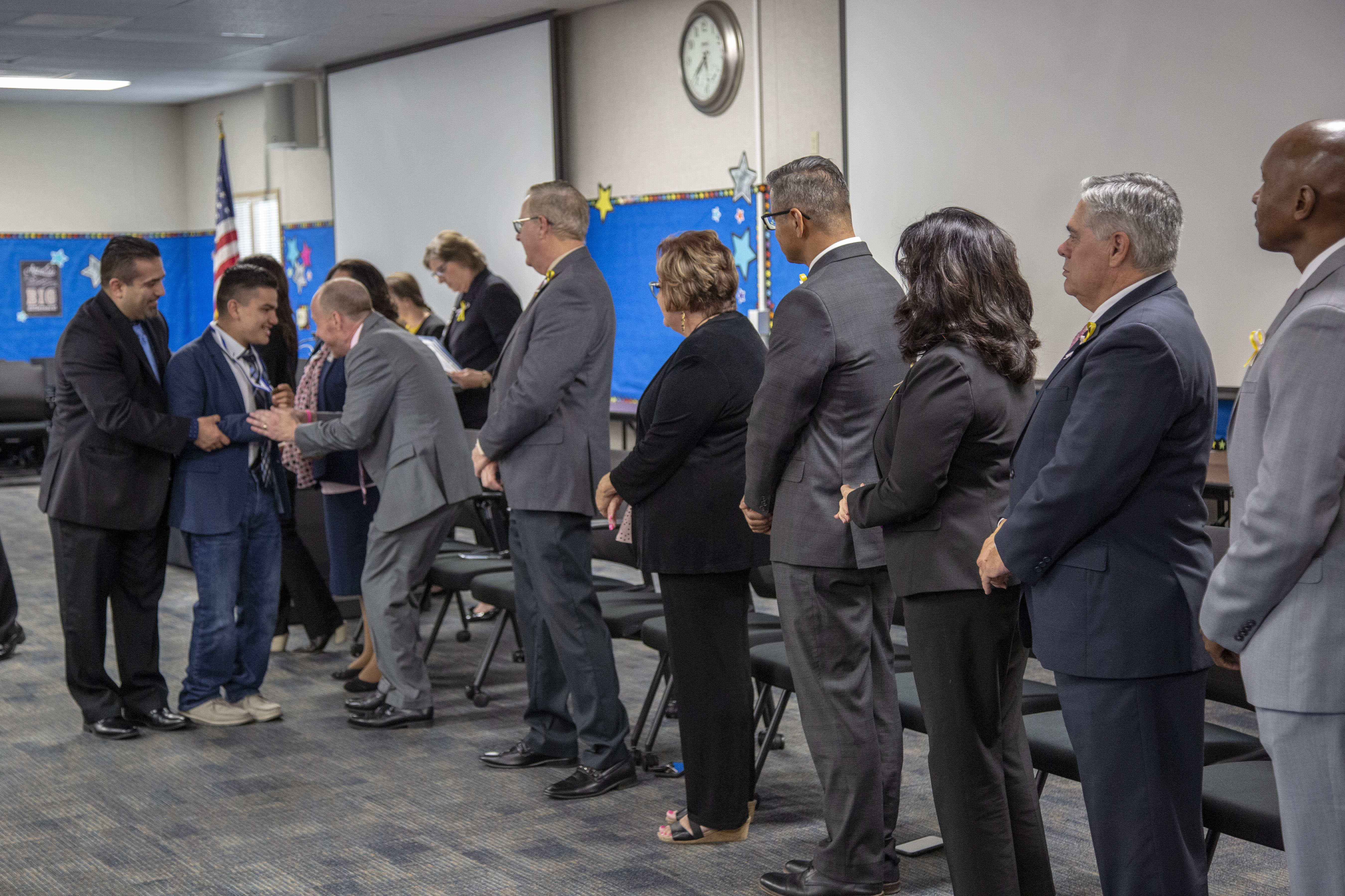 October 2019 Board of Education Student Recognition