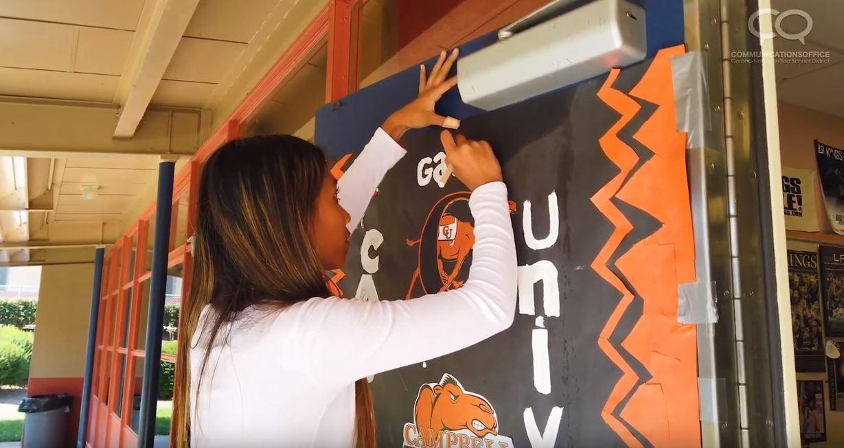 El Cerrito Middle School celebrates College Kick-Off Week
