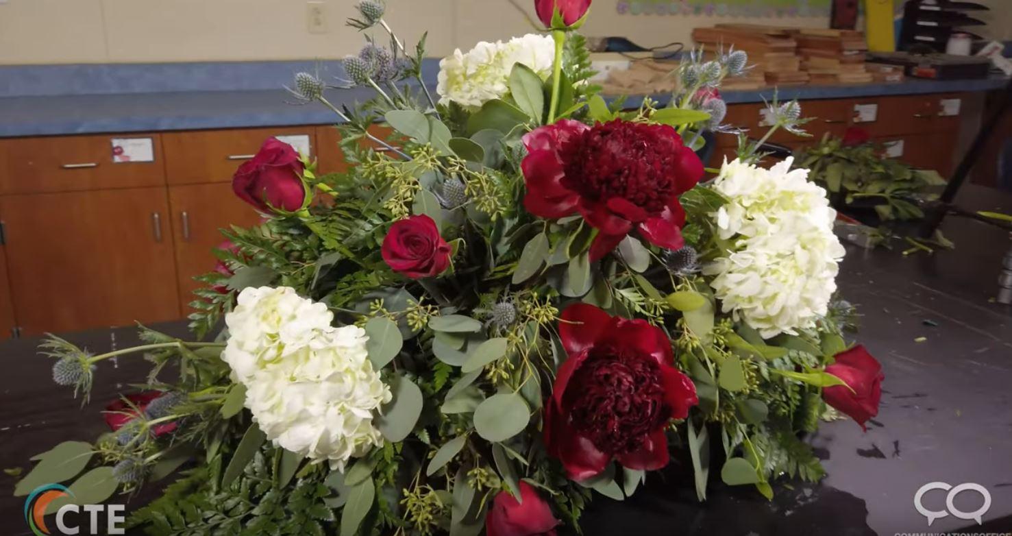 DIY Floral Arrangements featuring Norco High